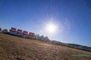 Southside 2016 in der Sonne, Foto: Thomas Peter