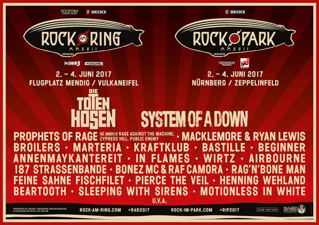 Der Rock am Ring 2017 Vorverkauf startet morgenn um 10 Uhr, Bild: Festival