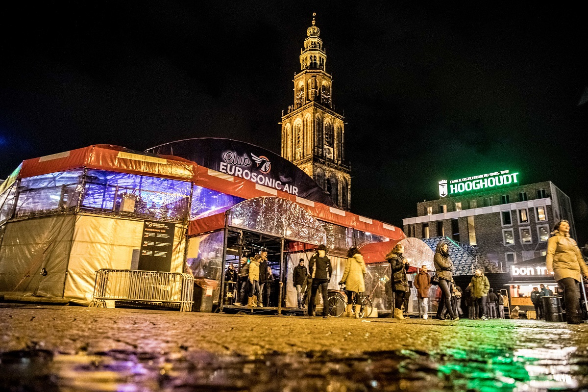 Eurosonic Noorderslag: Das Bandbekanntmachfestival