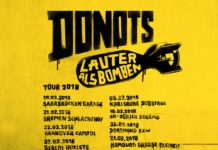 Donots 2018 Lauter als Bomben Tour, Bildquelle: Donots