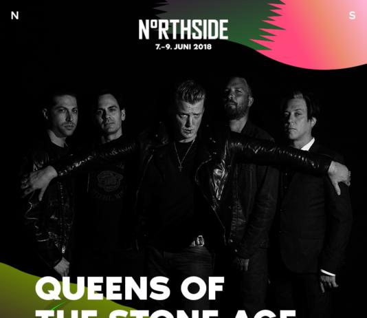 Queens Of The Stone Age wurden im Juni 2018 beim Northside bestätigt, Bildquelle: Northside Festival